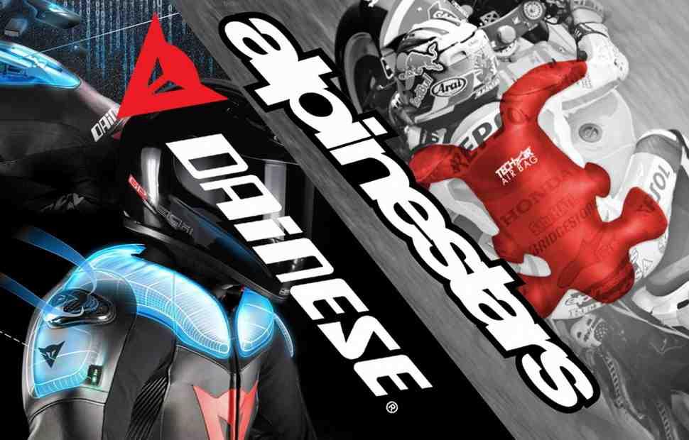 Dainese выиграла битву с Alpinestars за права на мотоциклетные подушки безопасности