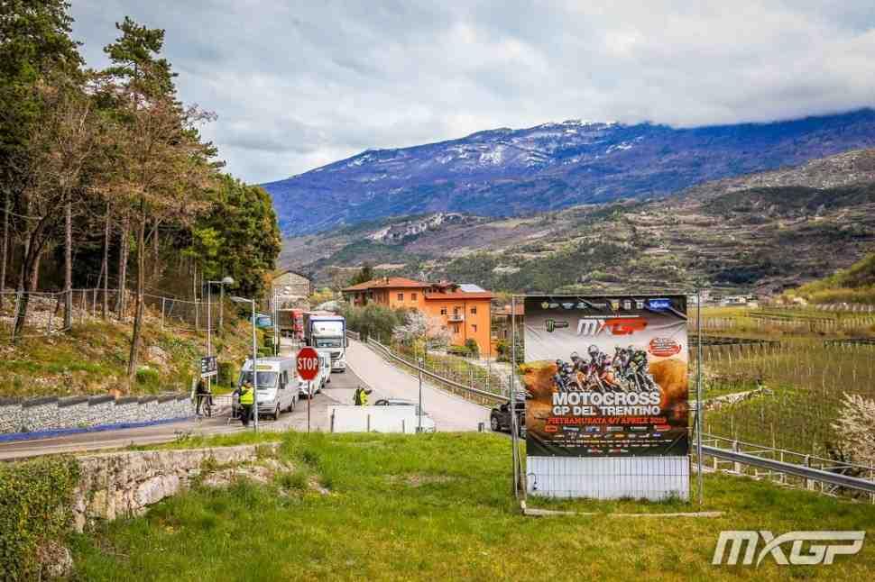 Мотокросс: Гран-При Италии MXGP в Трентино переносится на июль