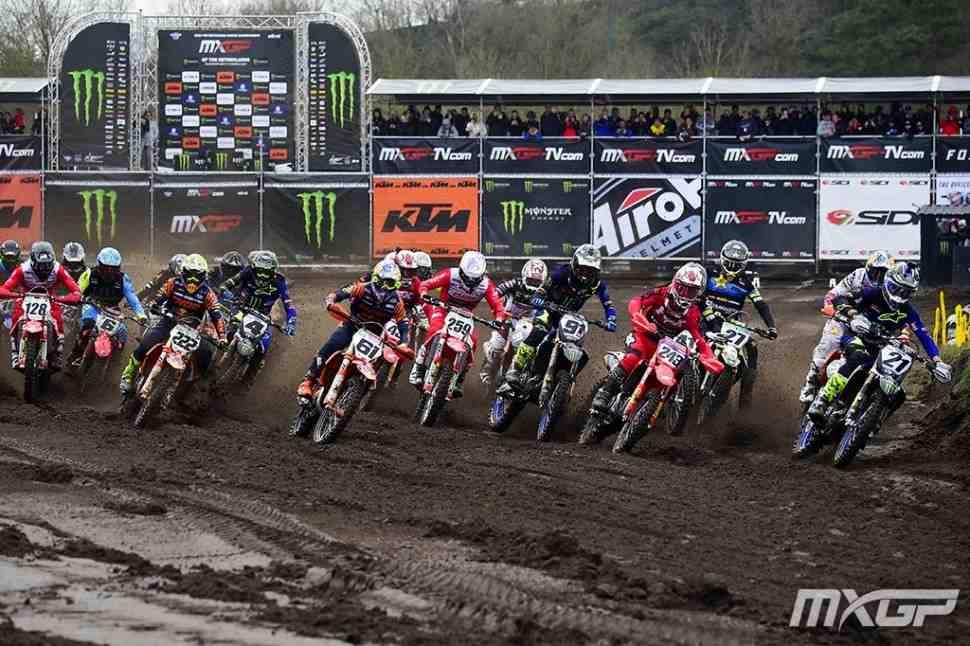 Мотокросс MXGP: Херлингс отобрал победу у Гайзера, Бобрышев 11-й в Нидерландах