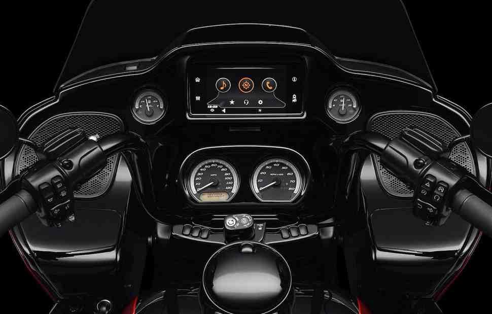 Революция в Harley-Davidson: теперь полный пакет современной управляющей электроники!
