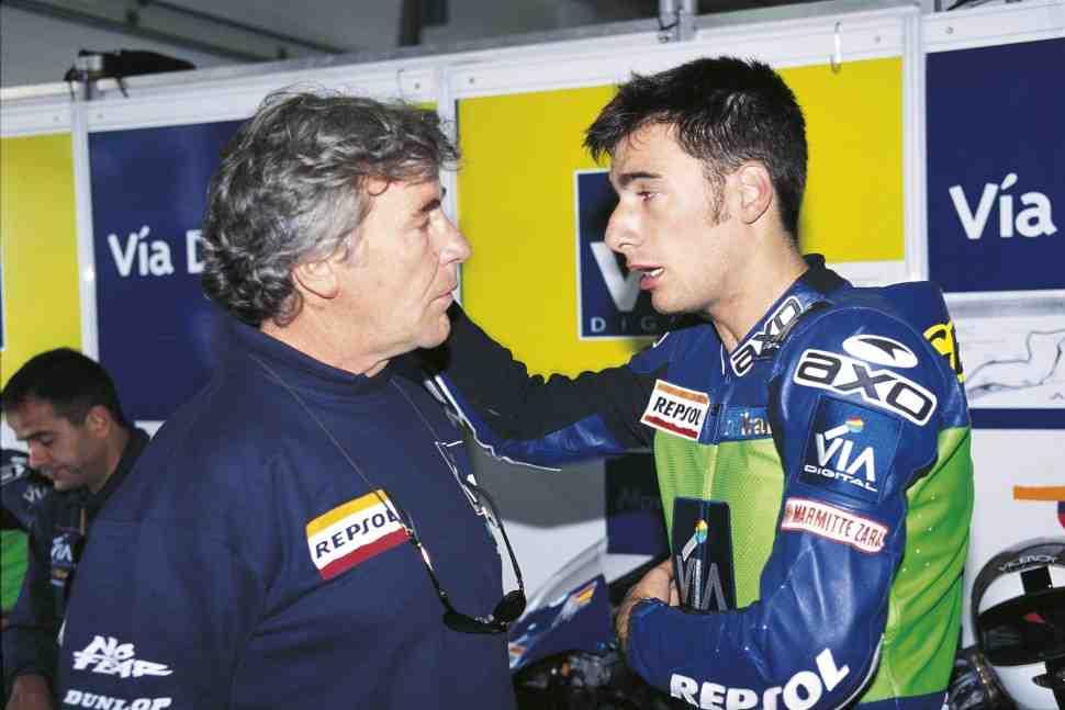 MotoGP: Интервью с Жилетом Нието - о будущем Angel Nieto Team, Маркесе и Педросе