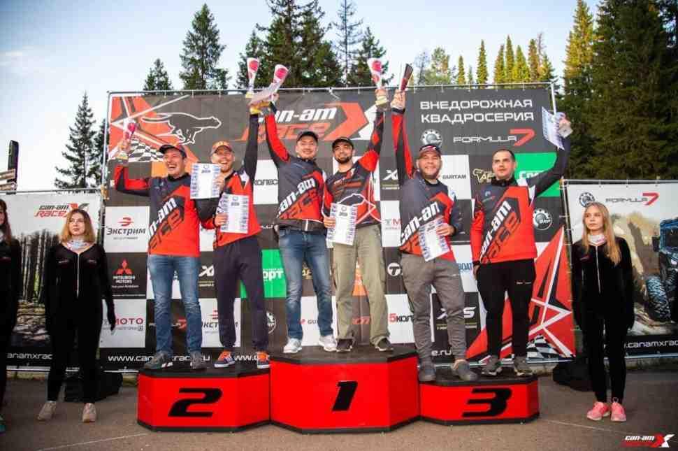 Сергей Карякин: серебро на 2-м этапе Can-Am X Race и Кубке России в классе Т3 TURBO