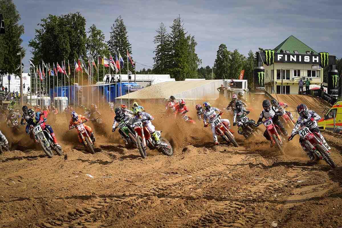 Мотокросс MXGP: расписание и онлайн хронометраж Гран-При Латвии 2021