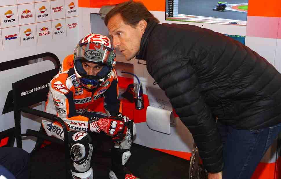 MotoGP: Дани Педроса подтвердил, что расстался с Сетом Жибернау