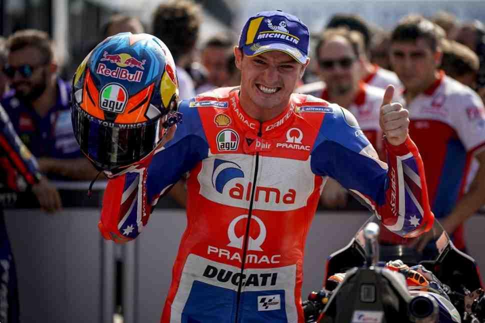 MotoGP: Герой дня - Джек Миллер шокировал соперников заявкой на подиум в Мизано
