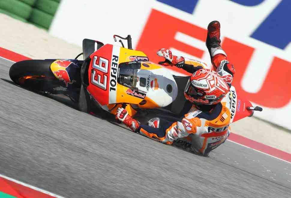 MotoGP: Марк Маркес - Ешь, газуй, беги