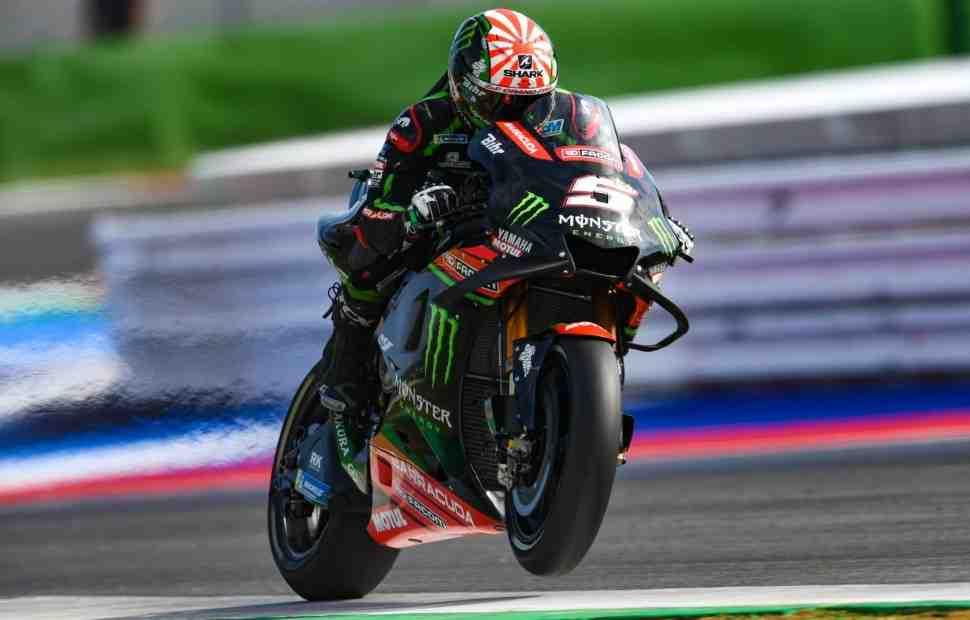 MotoGP: Последняя коррекция в TOP-10 перед квалификацией в Мизано