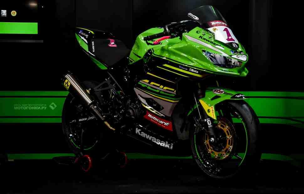 Kawasaki �������� ����� ������ ������ ����� �������������� � WorldSSP300