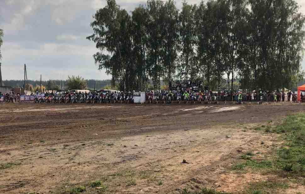 Мотокросс: чемпионат России 2019 в Коврове - результаты 1-го этапа