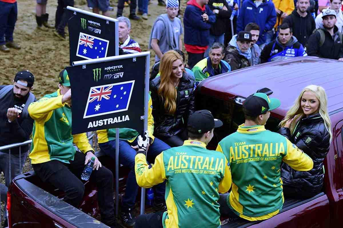 MXoN-2021: Австралийская сборная отказалась от участия в Мотокроссе Наций