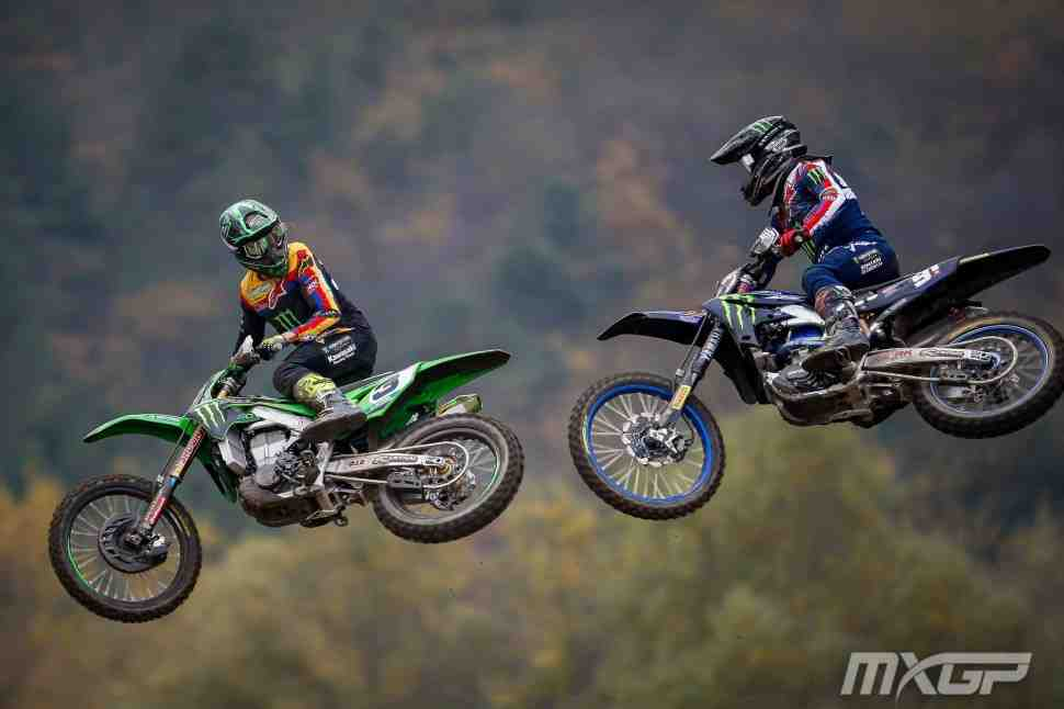 Мотокросс: видео финала чемпионата Мира MXGP/MX2 - Гран-При Гарда Трентино