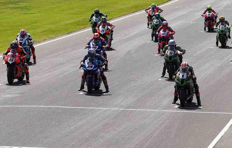 ������ ���������� ���������� ���� �� ���������� - World Superbike, Supersport � Supersport300 2021