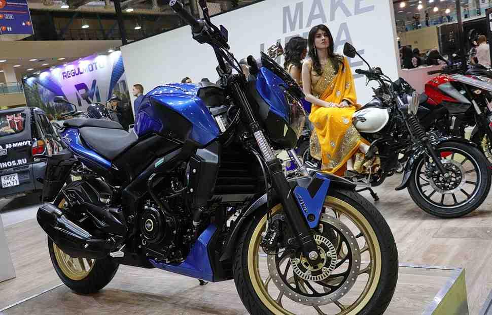 Эпоха возрождения «четырехсоток»: новый мотоцикл за 300000 рублей