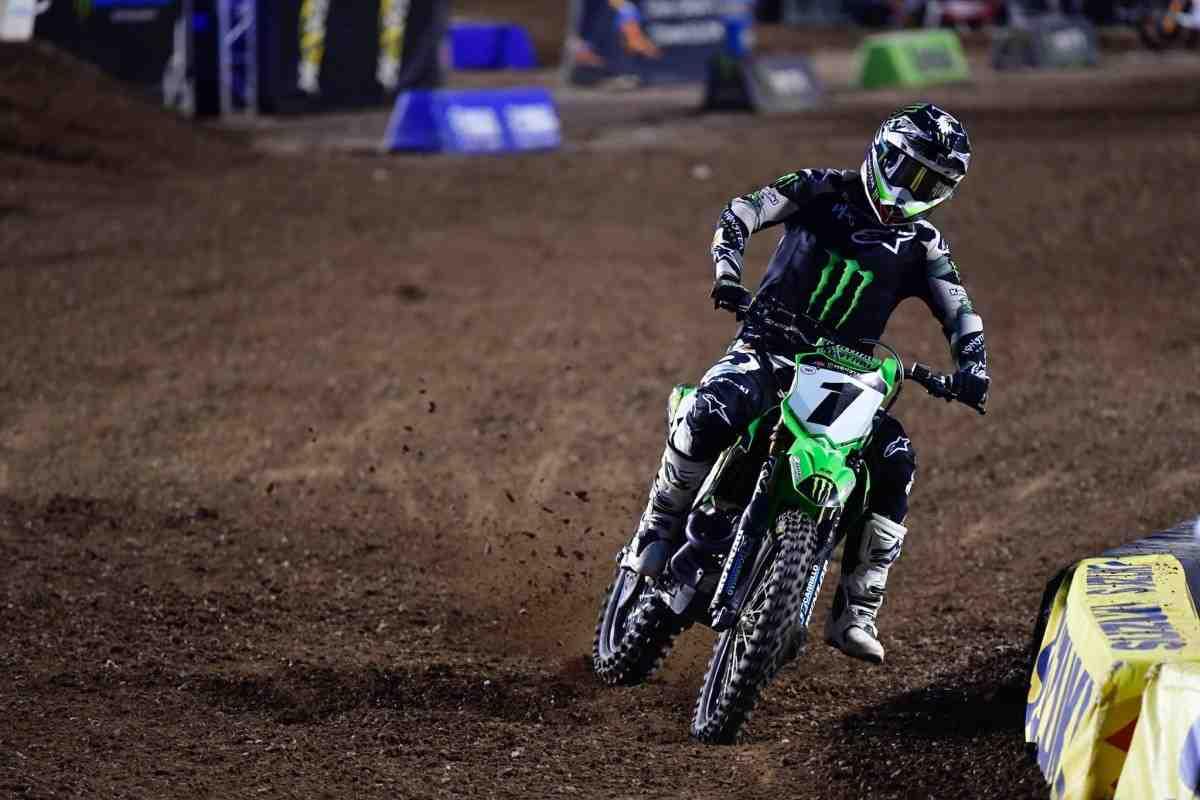 Мотокросс/суперкросс: Элай Томак перейдет из Kawasaki в Yamaha