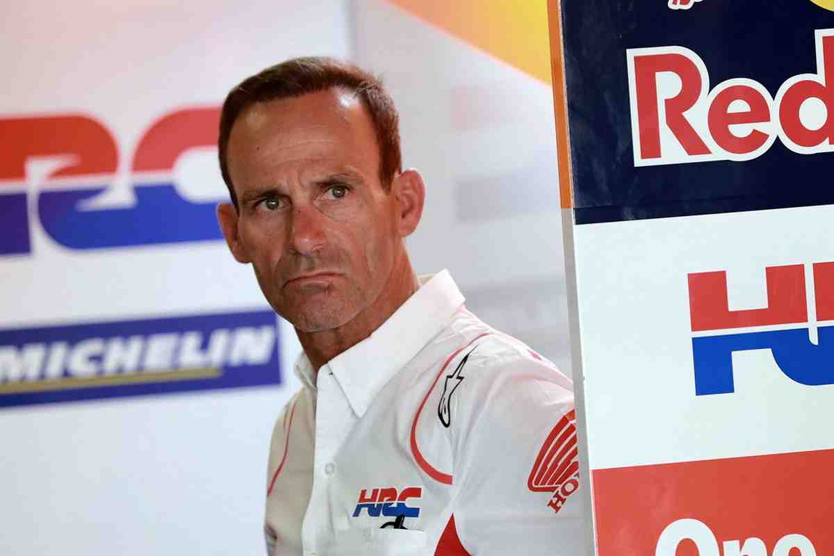 Почему босс заводской команды MotoGP Repsol Honda Альберто Пуч отсутствует уже два Гран-При?
