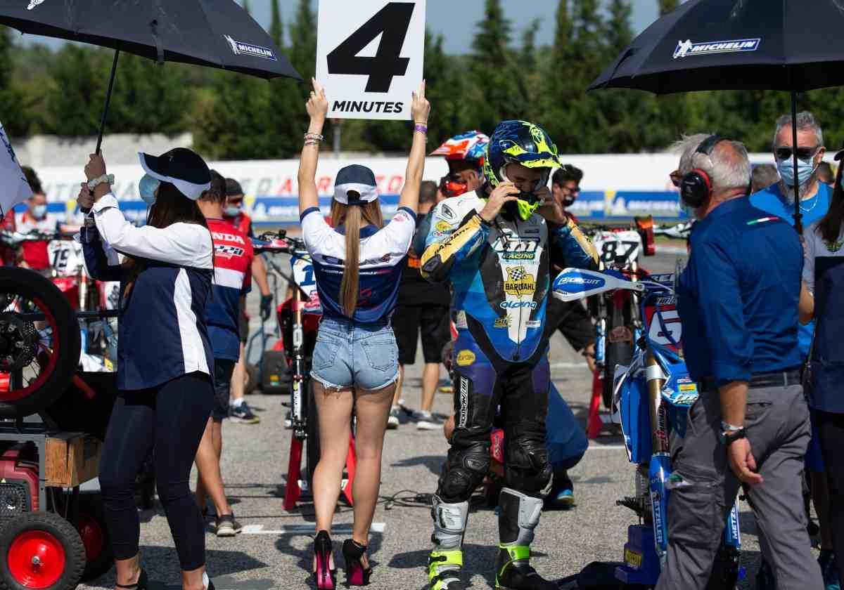 Супермото S1 GP: календарь чемпионата Мира 2021 и новые правила