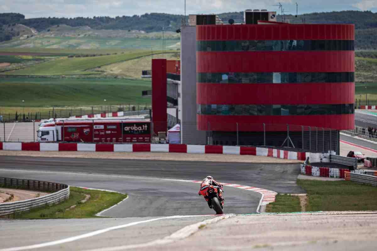 WorldSBK ��������� Circuito de Navarro: ��������... ���������� ����!