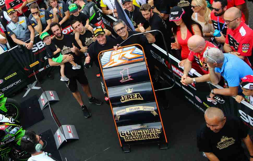 Джонатан Рэй побил абсолютный рекорд WorldSBK
