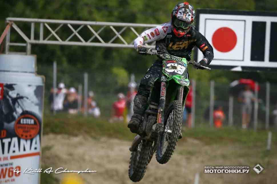 Мотокросс: Чемпионат Европы EMX250 - результаты 4-го этапа, Орленок - смена лидера