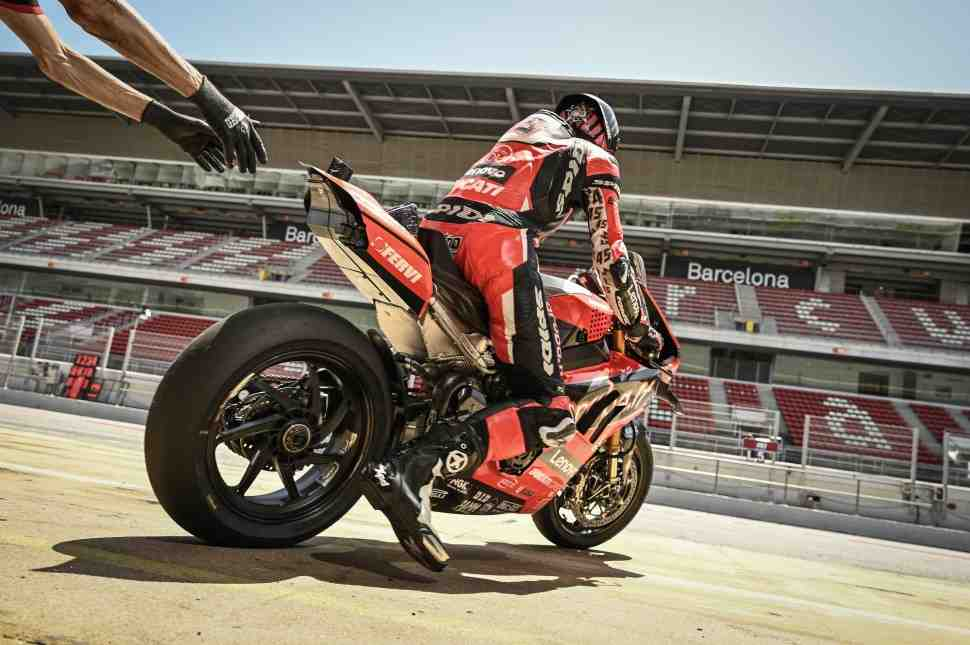 ����� ������� ������ � WorldSBK, ����� ������ ��������� ��� �... ��������� � MotoGP