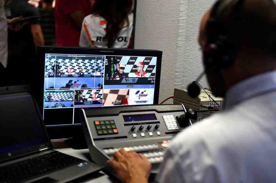 MotoGP меняет глобальных телевизионных партнеров: последнее слово за Movistar