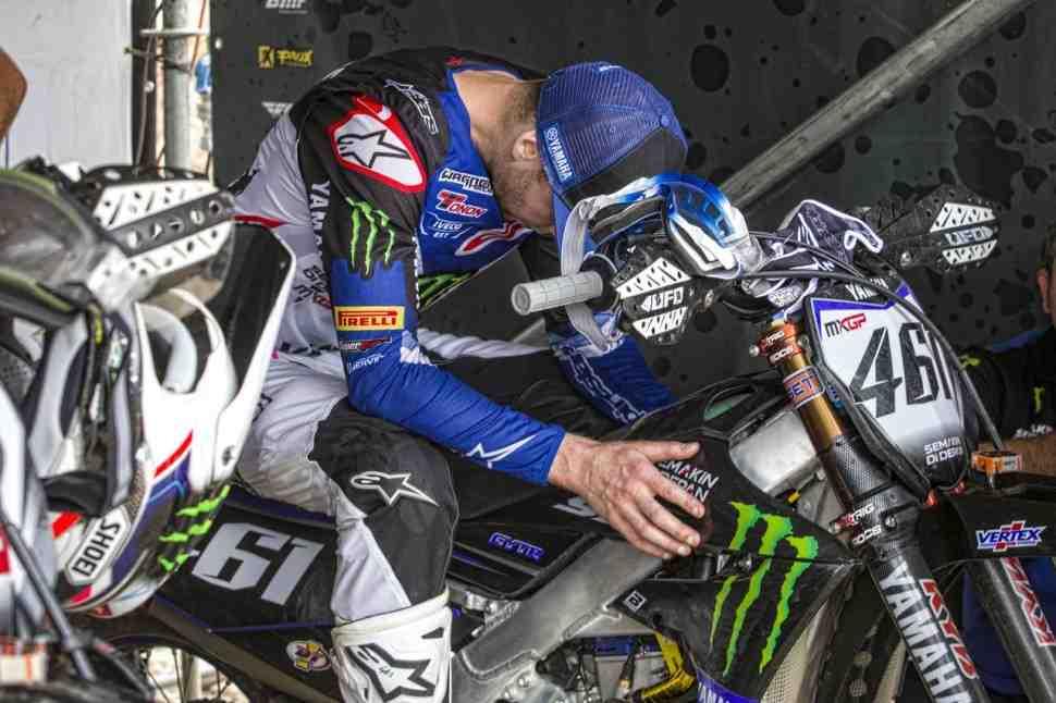 Мотокросс MXGP: Yamaha расстается с Романом Фебвре