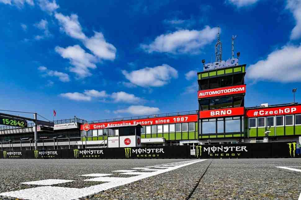 MotoGP: В паддоке Гран-При Чехии выявили зараженного Covid-19