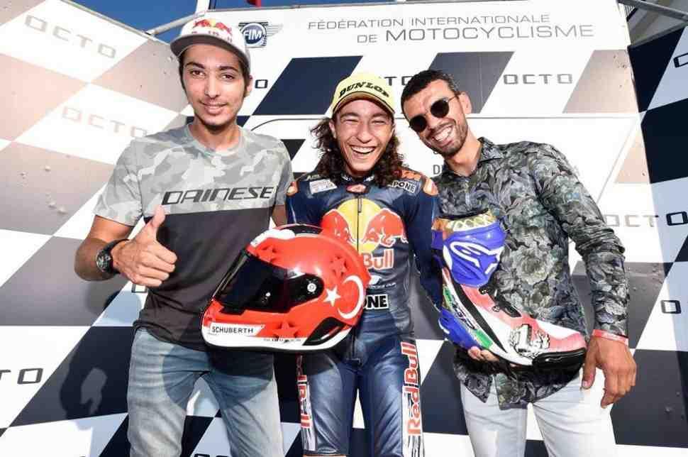 Фабрика чемпионов Кенана Софуглу: Кан Онжу выиграл Red Bull MotoGP Rookies Cup 2018