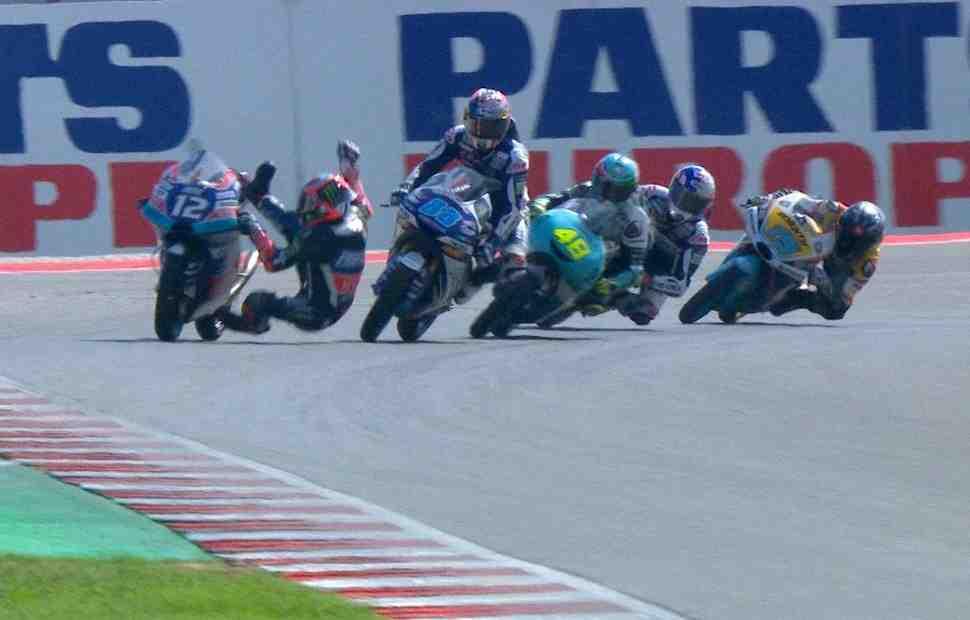 Итоги Гран-При Сан-Марино и положение в чемпионате Moto3