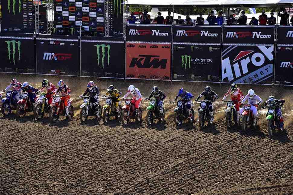 Мотокросс MXGP: расписание и онлайн хронометраж Гран-При Испании