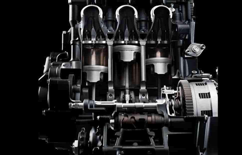 Гениальное решение форсировки 3-цилиндровых двигателей Yamaha CP3: скоро на рынке?