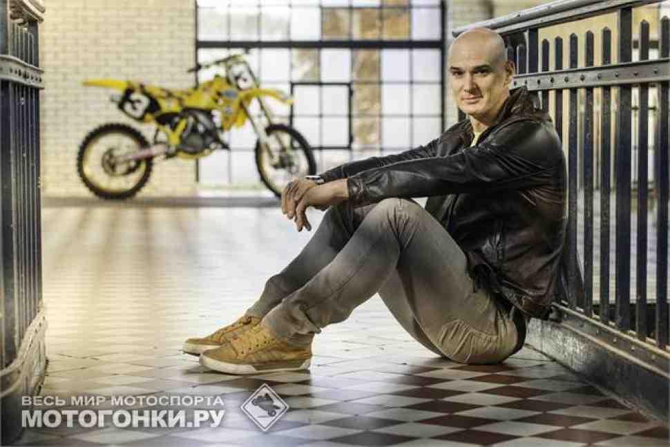Мотокросс: 10-кратный чемпион Мира Стефан Эвертс введен в искуственную кому