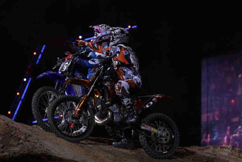 Adrenaline Rush FMX Masters едет в Санкт-Петербург!