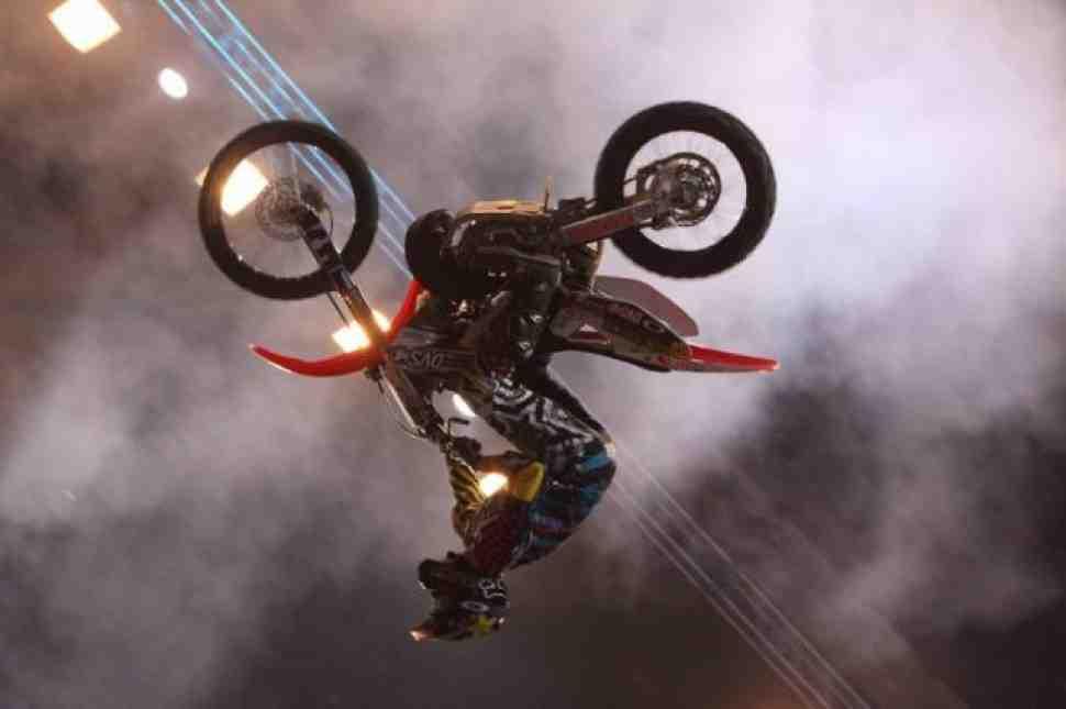 Adrenaline Rush FMX Masters - полная фотогалерея!