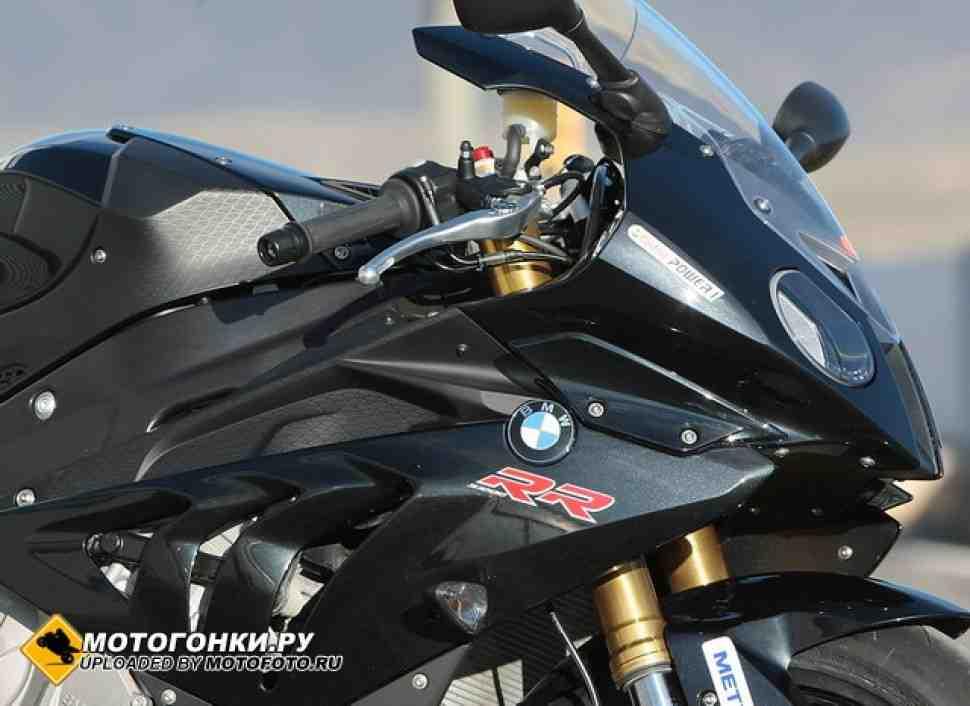Анонс: BMW S1000RR (2012) - Большая работа