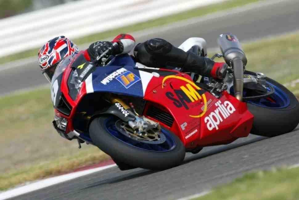 Aprilia, Ducati и Triumph - самые управляемые спортбайки