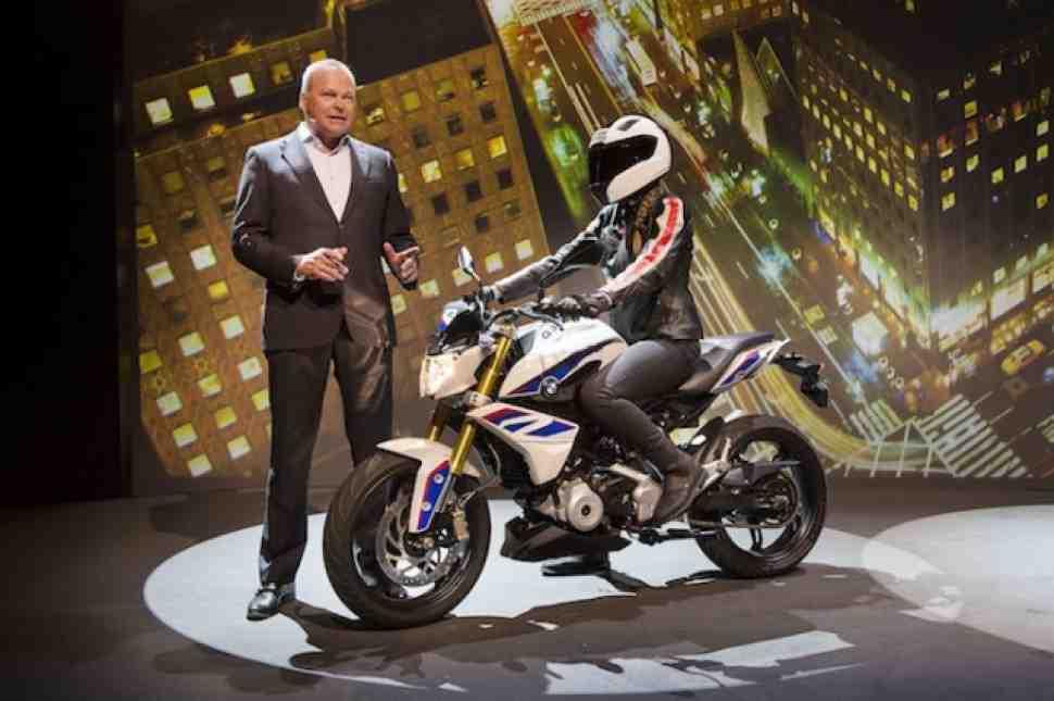 BMW Motorrad отчиталась об очередном рекордном годе продаж
