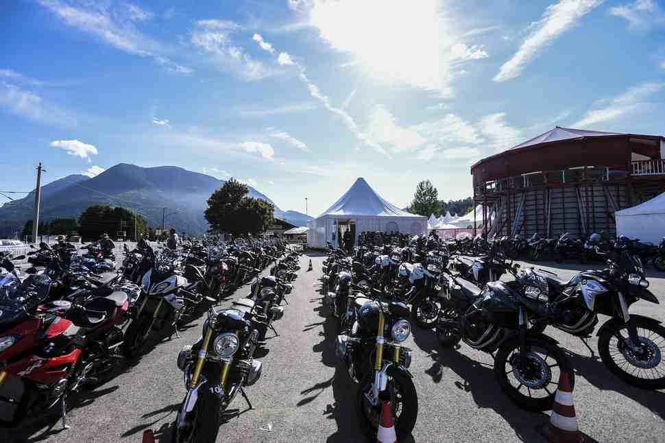 BMW Motorrad подошла к осени с новым рекордом продаж по всему миру