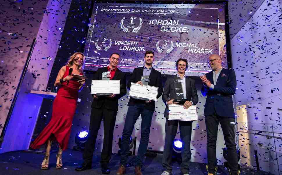 BMW Motorrad Race Trophy 2016 уехал в Канаду