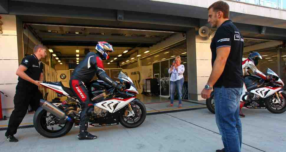 BMW Motorrika проведет открытые тесты BMW S 1000 RR проекта Кубок на Moscow Raceway
