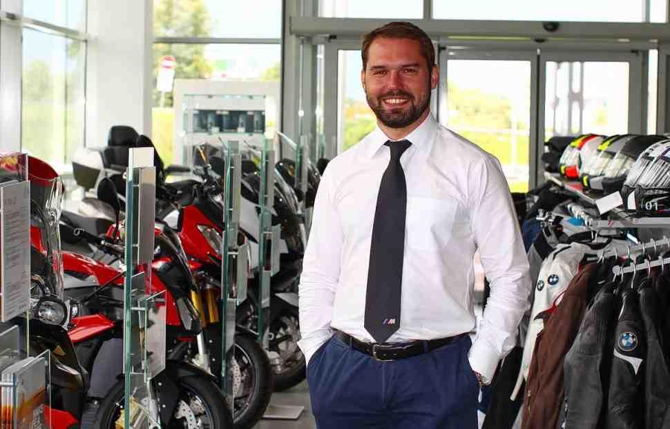 BMW Независимость: покупать мотоциклы стали охотнее, чем год назад