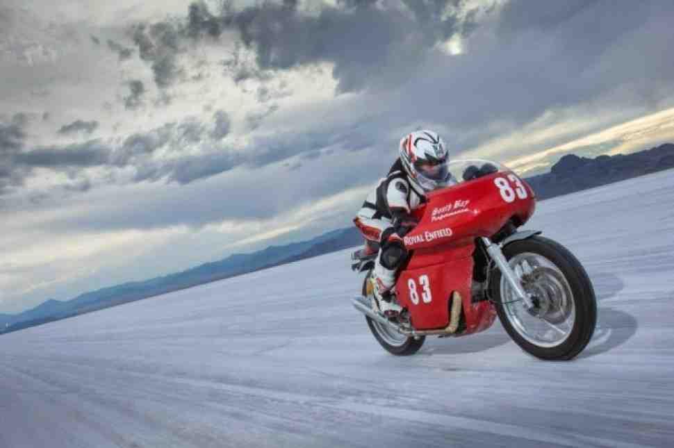 Бонневильский Land Speed Grand Championship отменен в третий раз