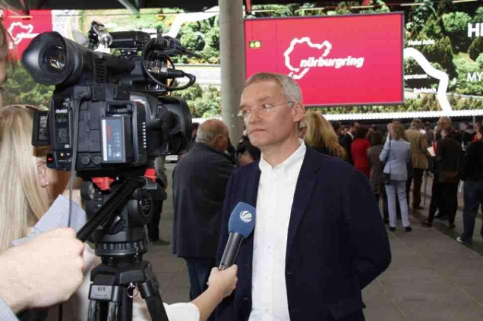 Capricorn может отказаться от покупки Nurburgring?!