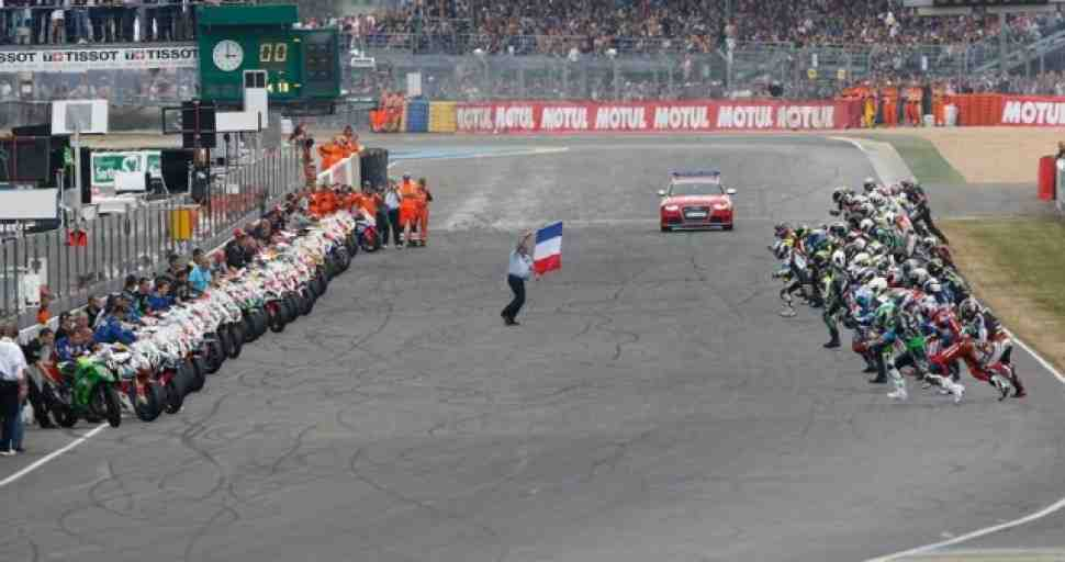 Чемпионат World Endurance стартовал с 38-го Le Mans 24