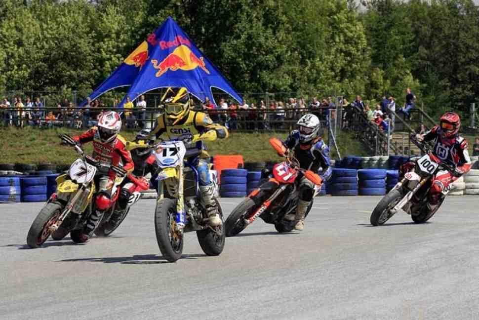 Чемпионата мира по Supermoto - Гран При Австрии остается в Австрии