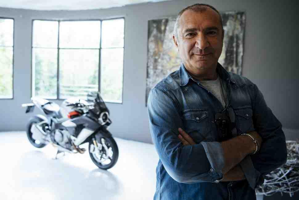 Дизайнер Валентино Росси занялся тюнингом мотоциклов: Burasca 1200
