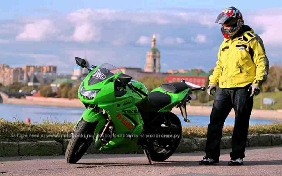 Дорожный тест Kawasaki Ninja 250R: Ниндзюцу для начинающих