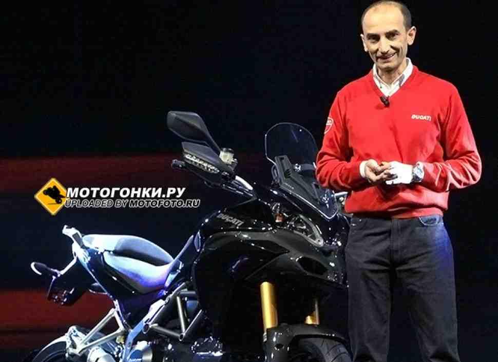 Ducati Multistrada 1200: тест-драйв неизбежен!