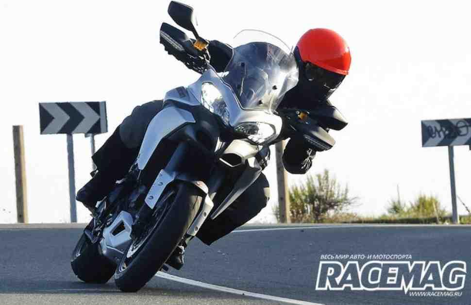 Ducati Multistrada 1200S Touring ('13) - Впечатления