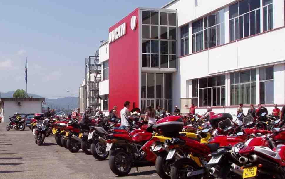 Ducati объявит о рекордах производства и продаж на EICMA-2015